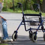 Wie behoefte heeft aan loopondersteuning kan niet zonder rollator
